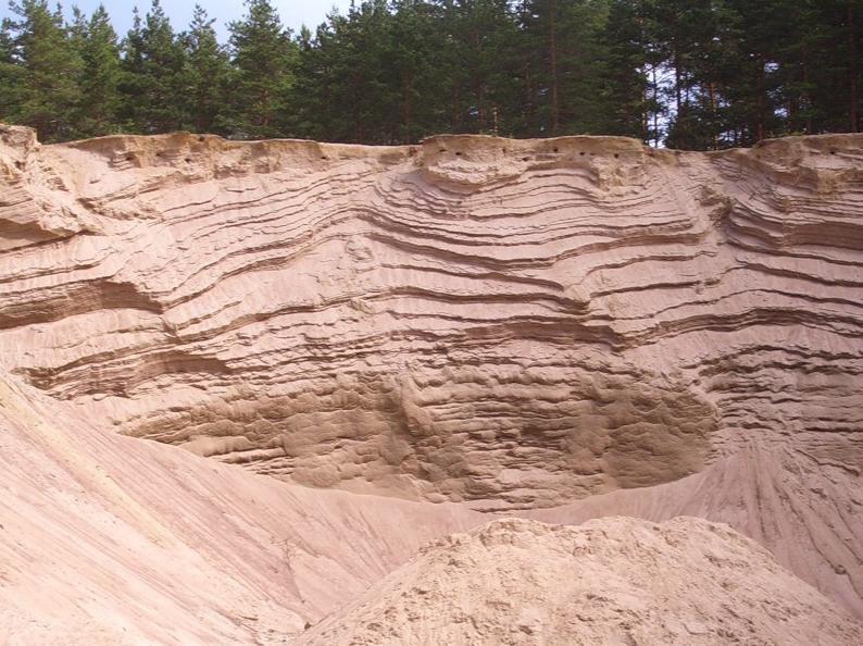 В Ростовской области мальчик погиб под грудой песка