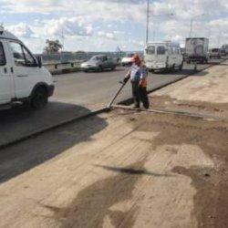 Ремонт и строительство дорог в Москве